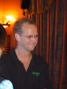 Will Wynne of ArenaFlowers.com