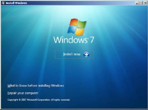Windows 7 XP upgrade an issue for 90% of SMEs?
